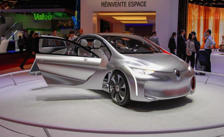 Renault EOLAB prototype - Slide 1