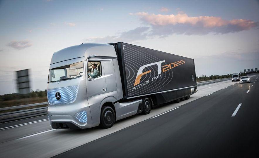 Mercedes-Benz Future Truck 2025 - Slide 6