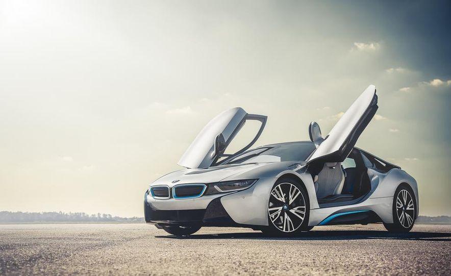 2014 BMW i8 - Slide 1