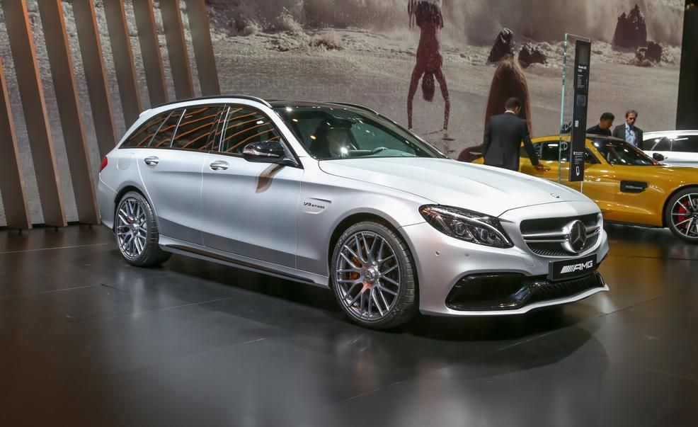 THIS Is the Best 2015 MercedesAMG C63And You Cant Have One