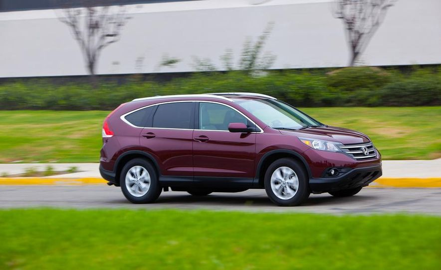 2015 Honda CR-V - Slide 2