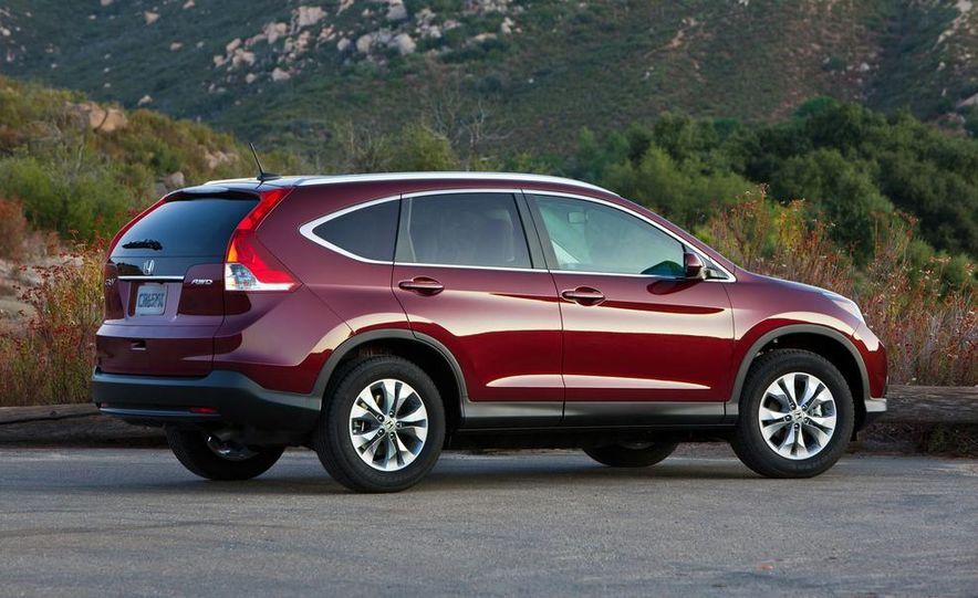 2015 Honda CR-V - Slide 6