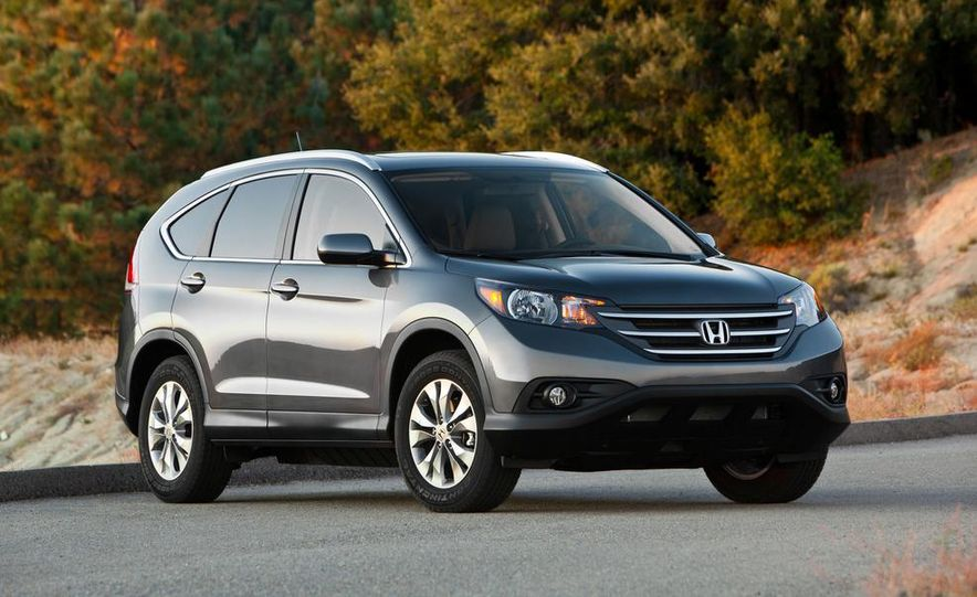 2015 Honda CR-V - Slide 16