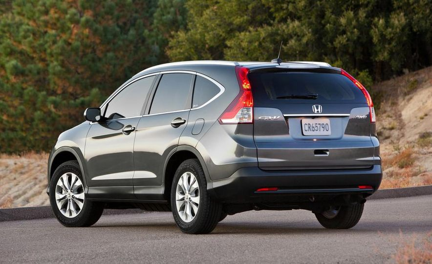 2015 Honda CR-V - Slide 17