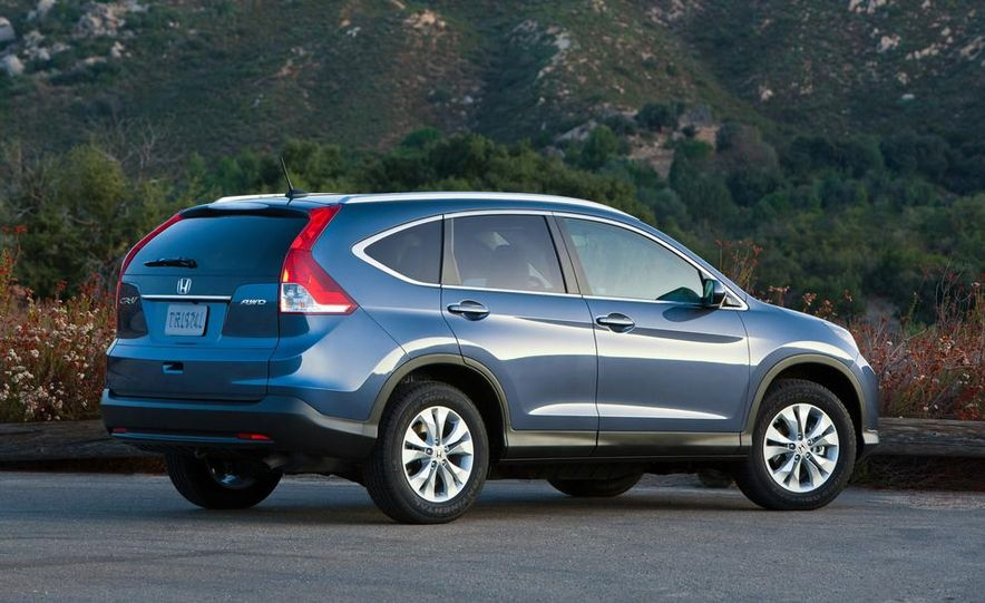 2015 Honda CR-V - Slide 18