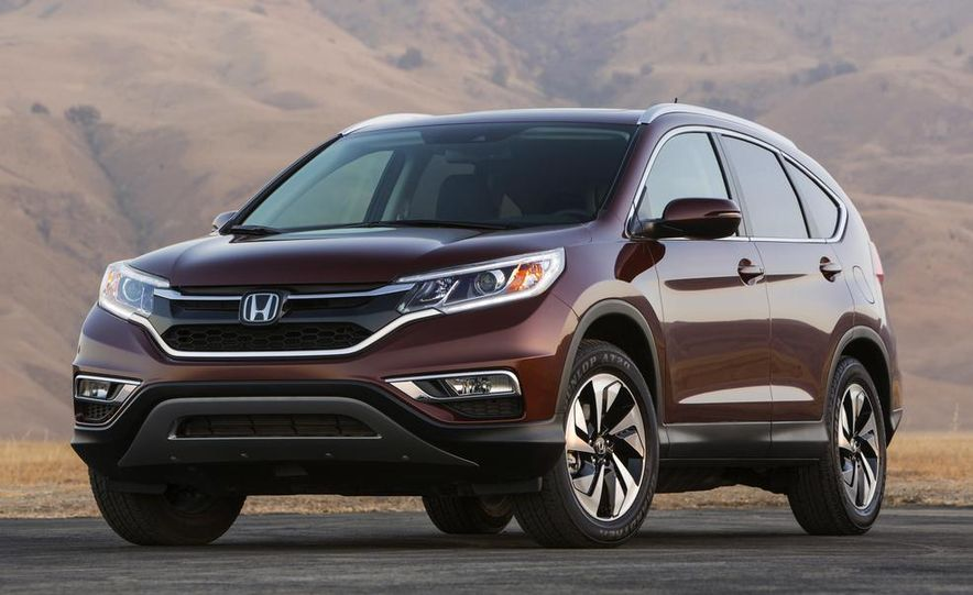 2015 Honda CR-V - Slide 1