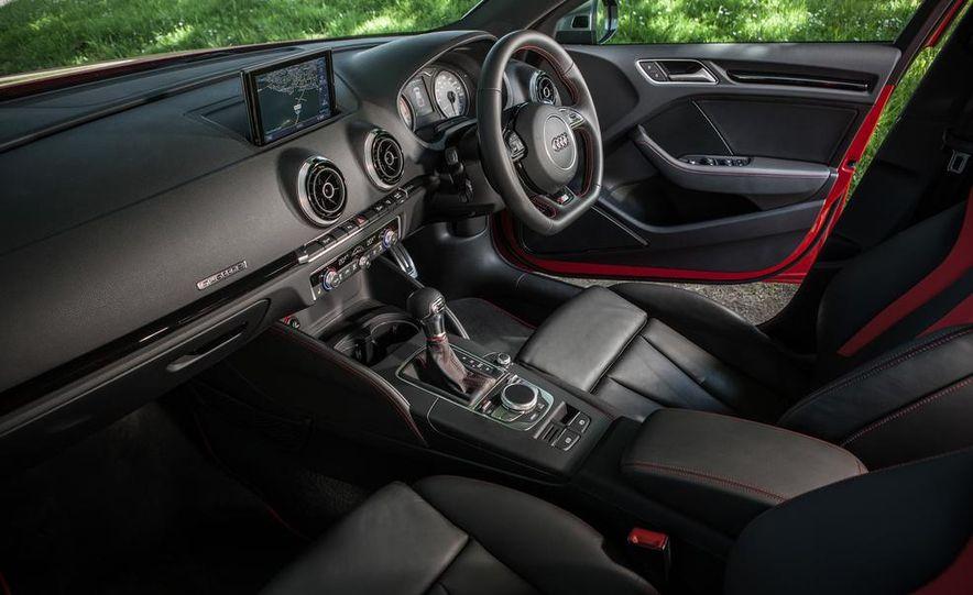 2015 Audi S3 sedan - Slide 45