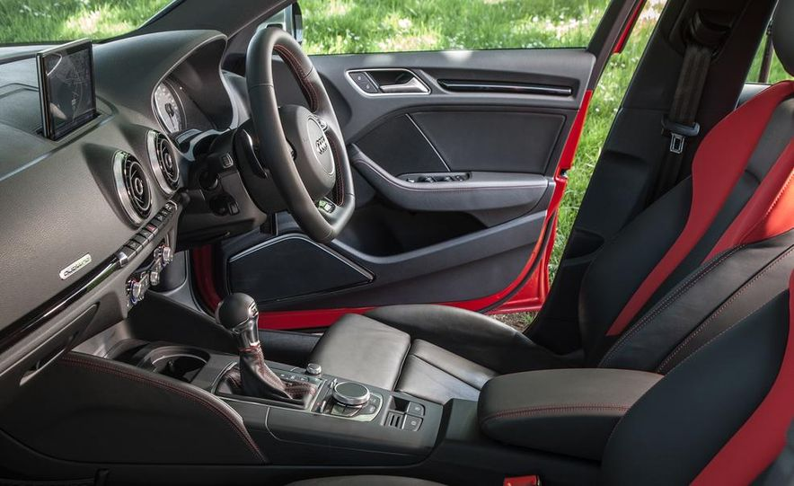 2015 Audi S3 sedan - Slide 46