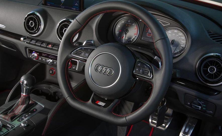 2015 Audi S3 sedan - Slide 50