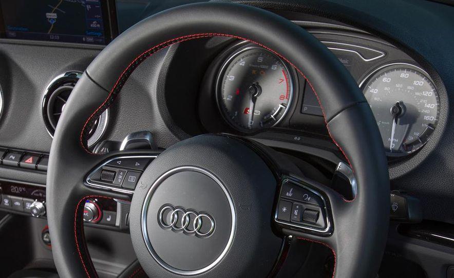 2015 Audi S3 sedan - Slide 51