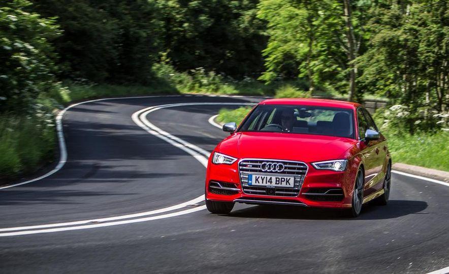 2015 Audi S3 sedan - Slide 2