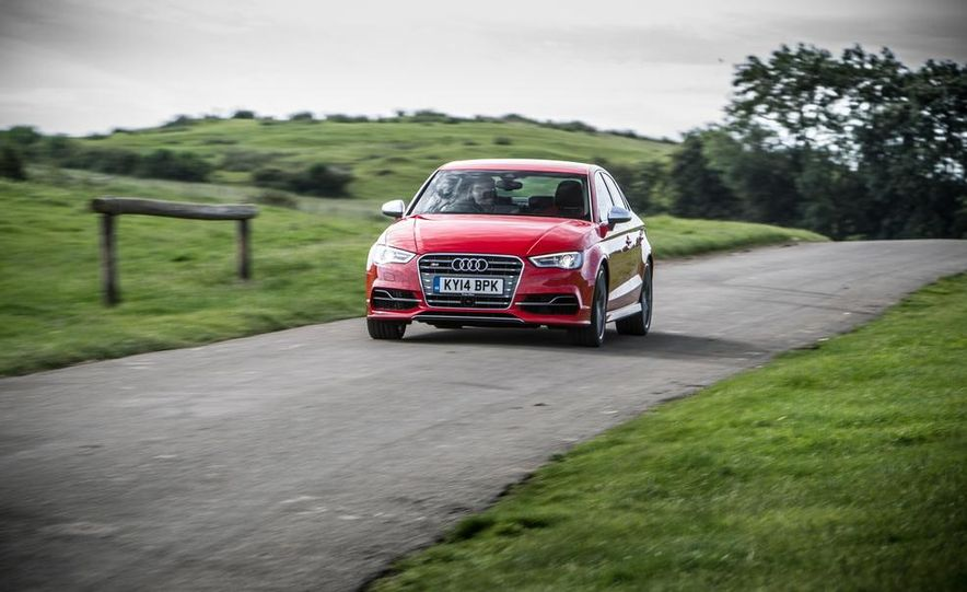 2015 Audi S3 sedan - Slide 3