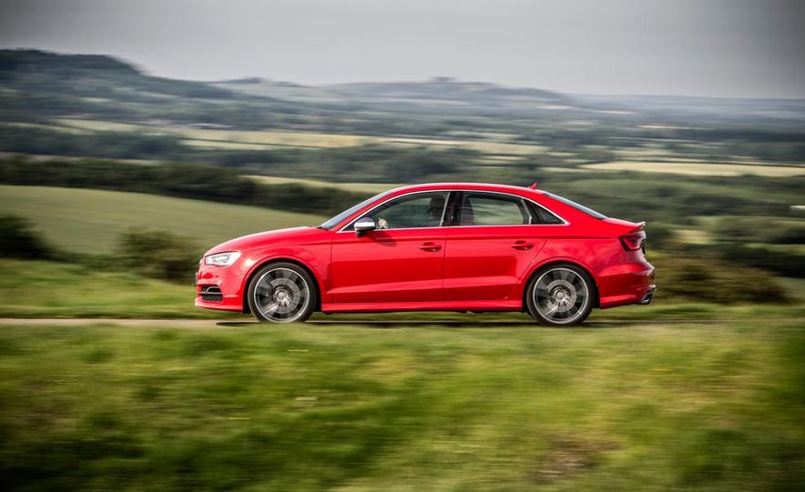 2015 Audi S3 sedan - Slide 8