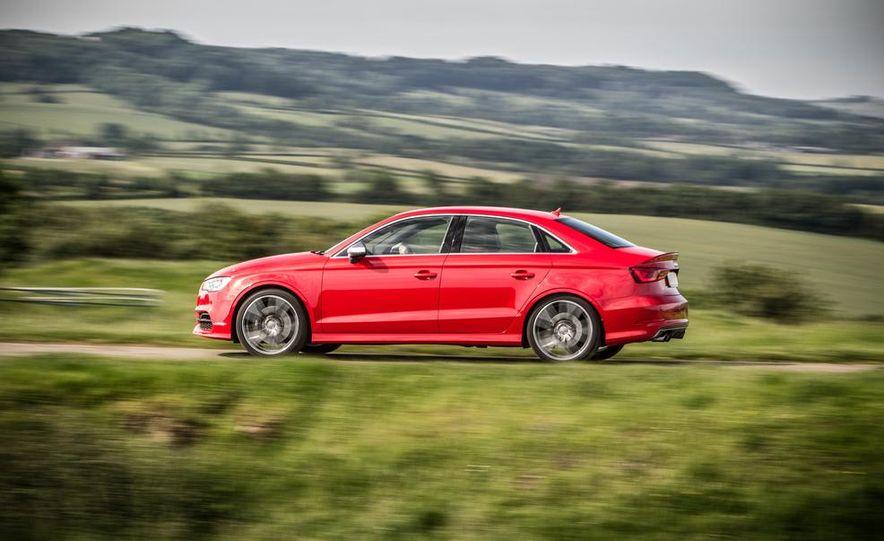 2015 Audi S3 sedan - Slide 9