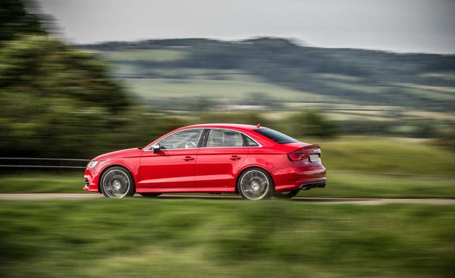 2015 Audi S3 sedan - Slide 10