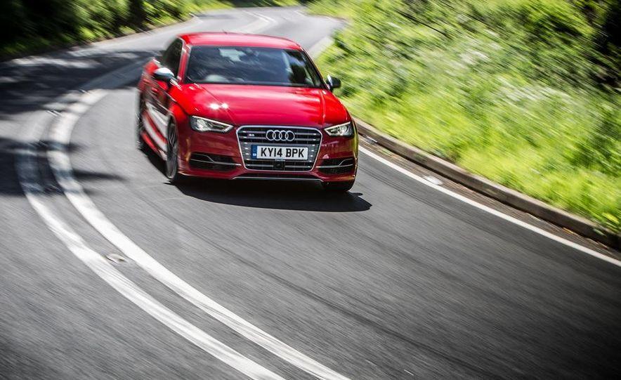 2015 Audi S3 sedan - Slide 17