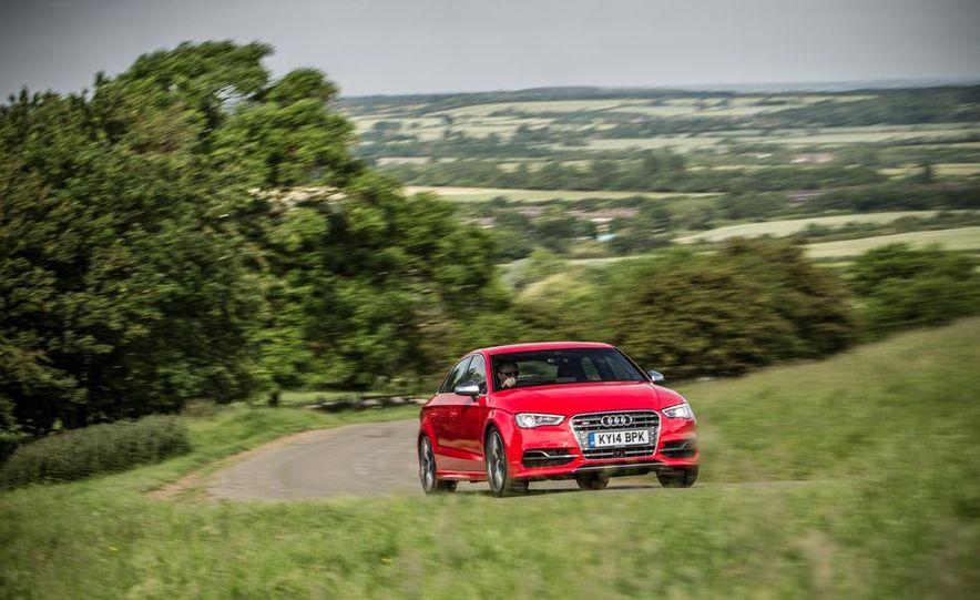 2015 Audi S3 sedan - Slide 18