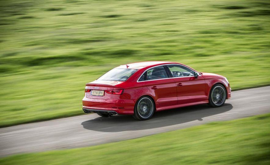 2015 Audi S3 sedan - Slide 19