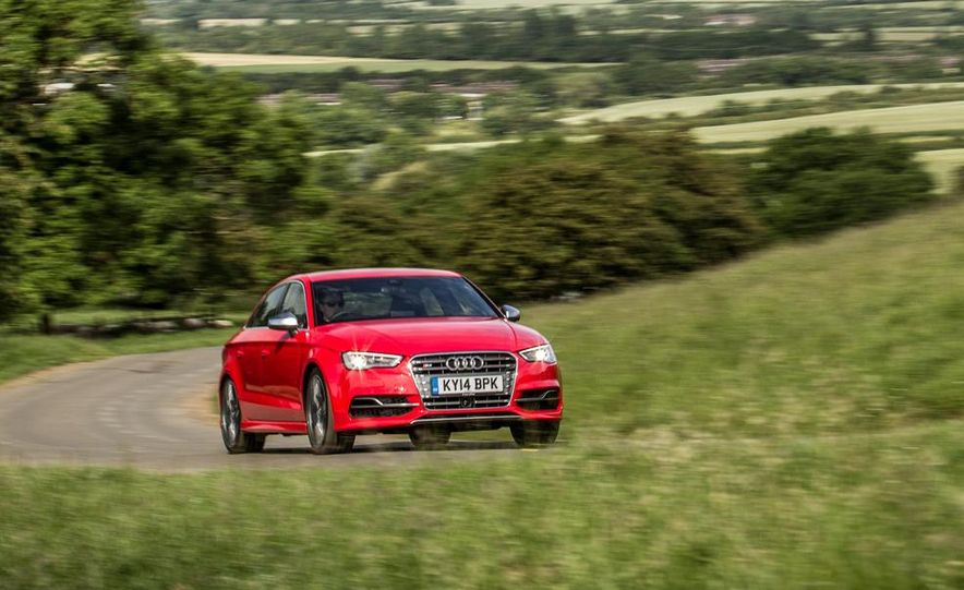 2015 Audi S3 sedan - Slide 23