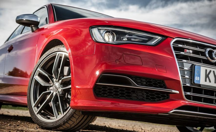2015 Audi S3 sedan - Slide 35