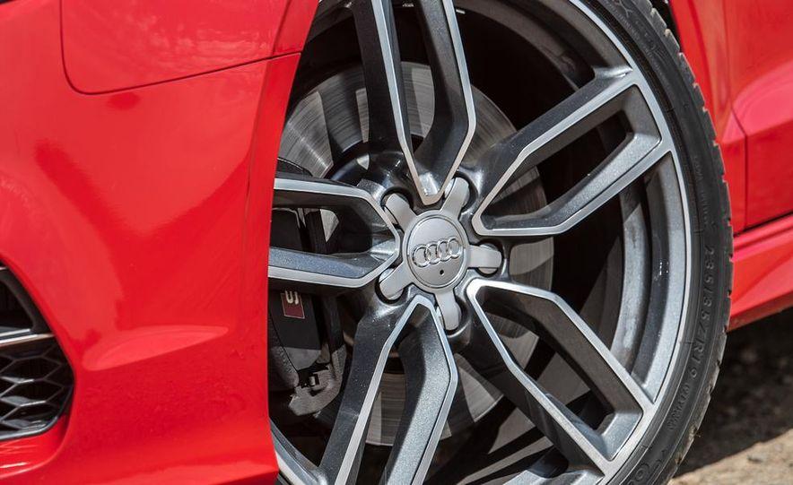 2015 Audi S3 sedan - Slide 38