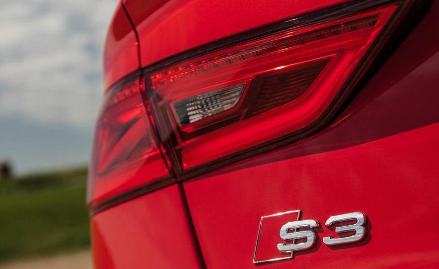 2015 Audi S3 sedan - Slide 42