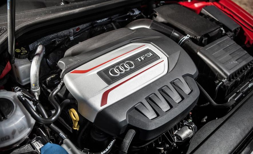 2015 Audi S3 sedan - Slide 59