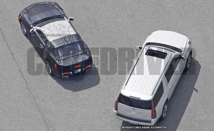 2016 Chevrolet Camaro SS (spy photo) - Slide 8