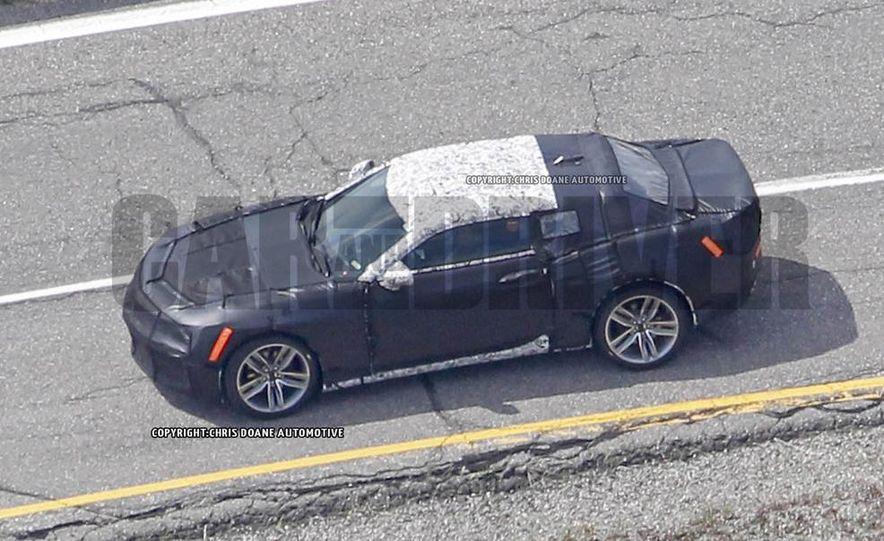 2016 Chevrolet Camaro SS (spy photo) - Slide 12
