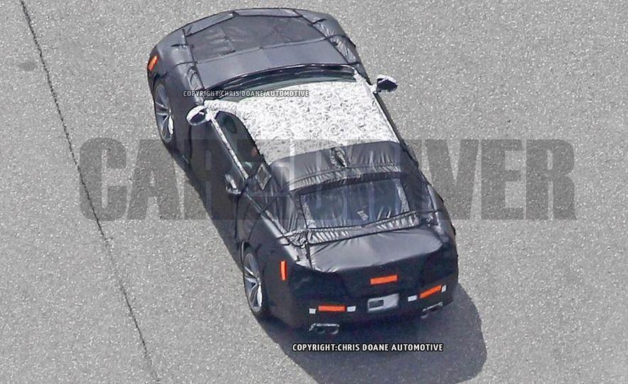 2016 Chevrolet Camaro SS (spy photo) - Slide 22