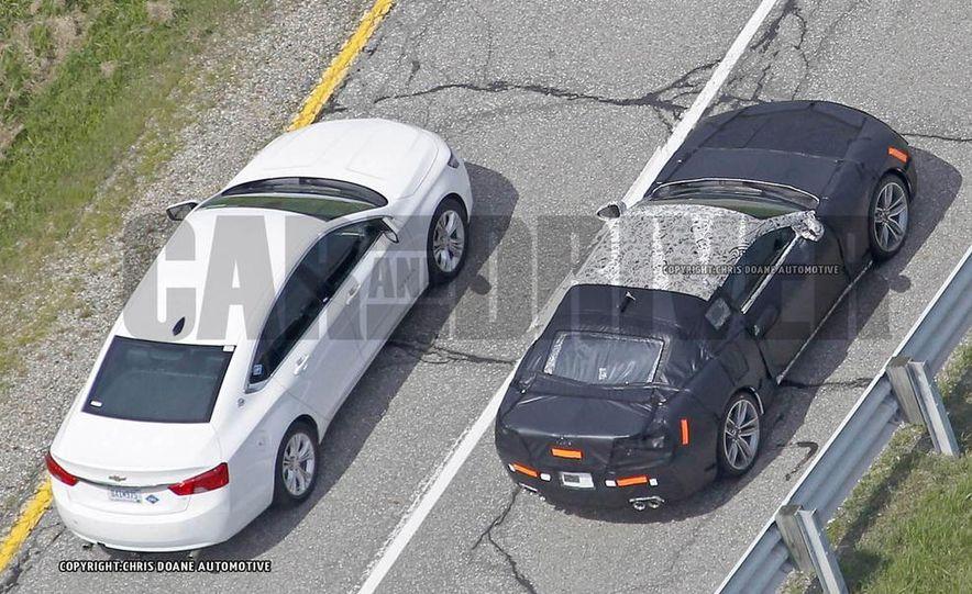 2016 Chevrolet Camaro SS (spy photo) - Slide 39