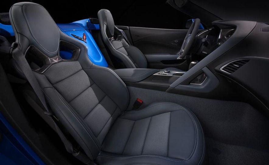 2015 Chevrolet Corvette Z06 coupe - Slide 48