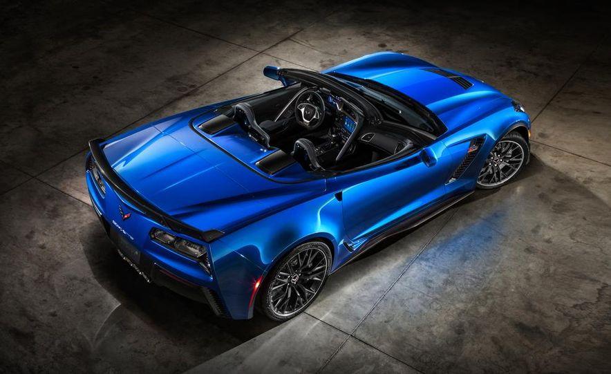 2015 Chevrolet Corvette Z06 coupe - Slide 41