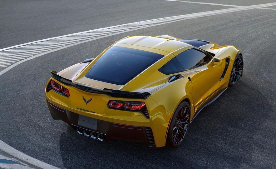 2015 Chevrolet Corvette Z06 coupe - Slide 8