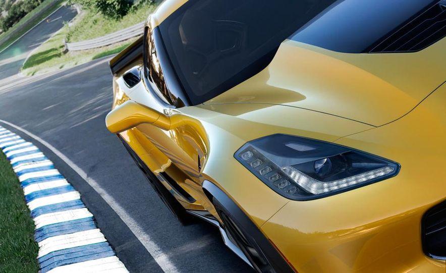 2015 Chevrolet Corvette Z06 coupe - Slide 10