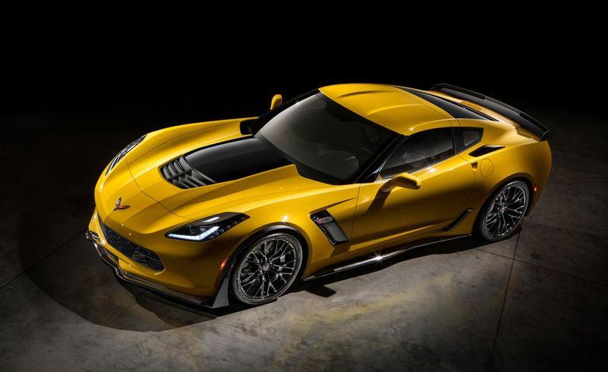 2015 Chevrolet Corvette Z06 coupe - Slide 15
