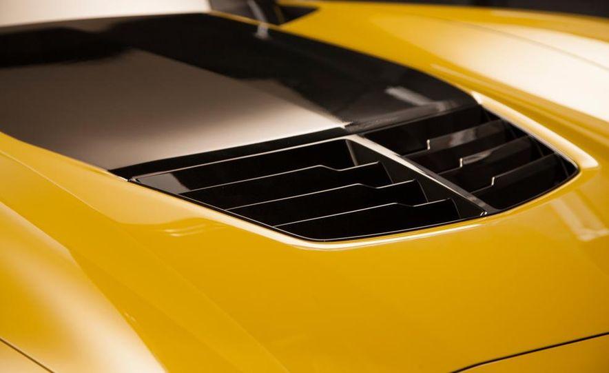 2015 Chevrolet Corvette Z06 coupe - Slide 23