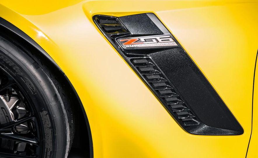 2015 Chevrolet Corvette Z06 coupe - Slide 26