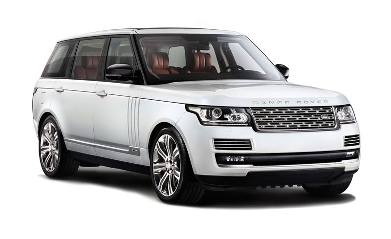 Land Rover Range Supercharged