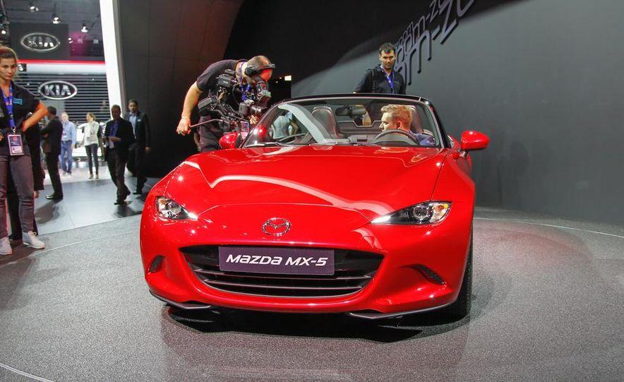 2016 Mazda MX-5 Miata - Slide 1