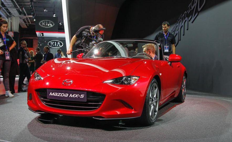 2016 Mazda MX-5 Miata - Slide 4