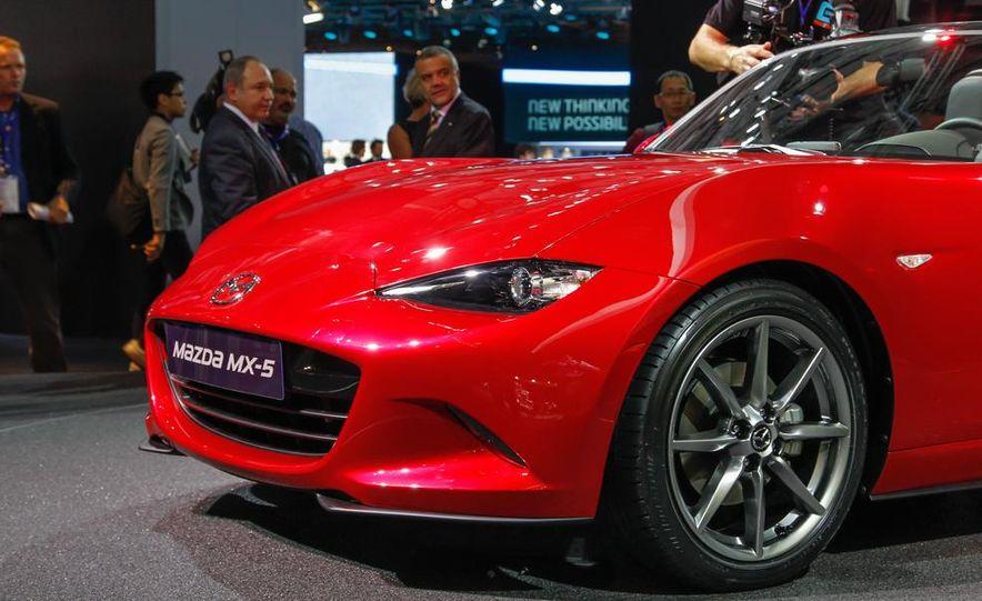 2016 Mazda MX-5 Miata - Slide 11