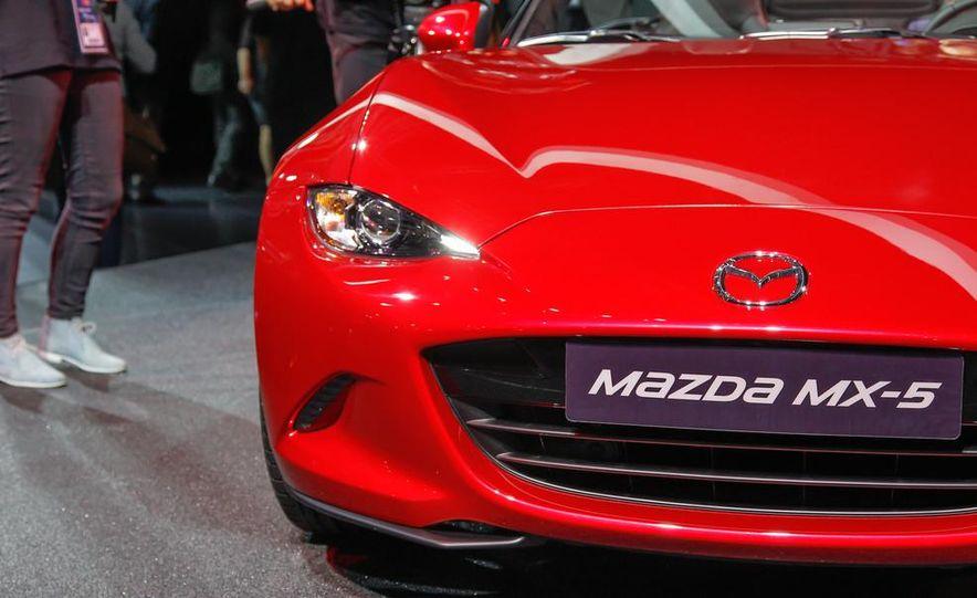 2016 Mazda MX-5 Miata - Slide 12