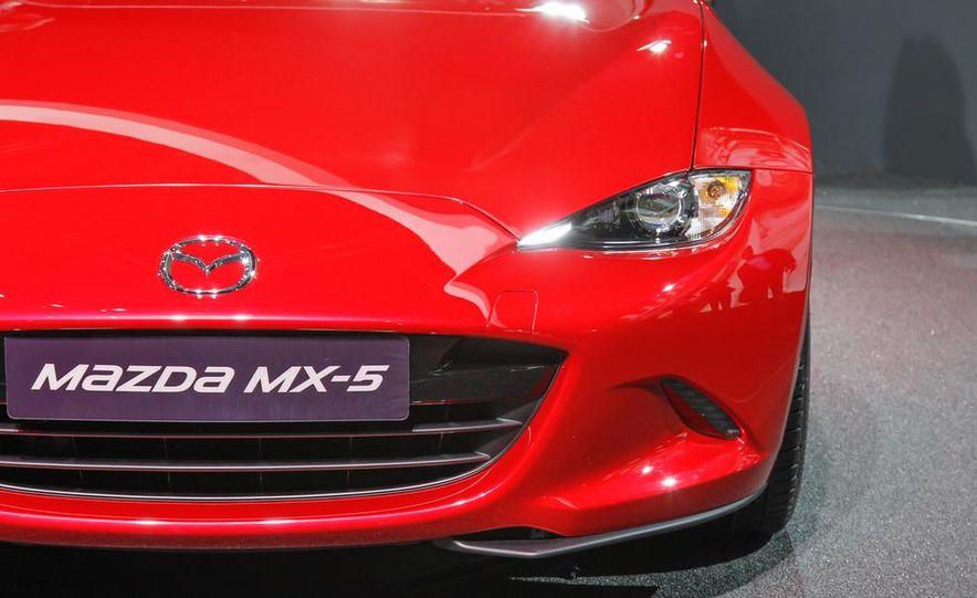 2016 Mazda MX-5 Miata - Slide 13