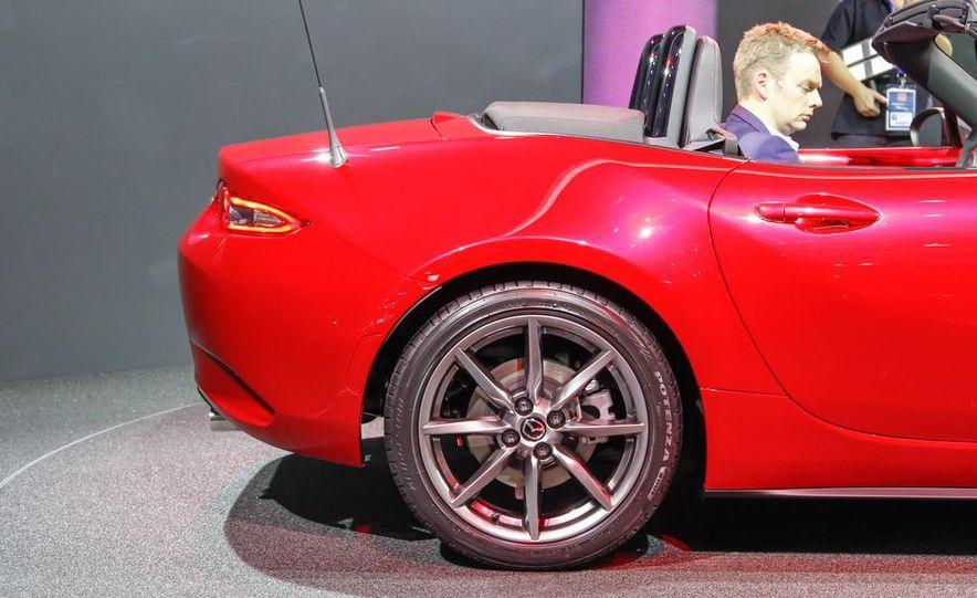 2016 Mazda MX-5 Miata - Slide 18