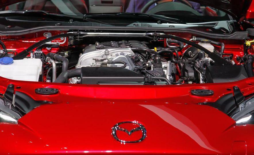 2016 Mazda MX-5 Miata - Slide 19