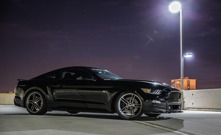 2015 Roush Ford Mustang Stage 1 - Slide 1