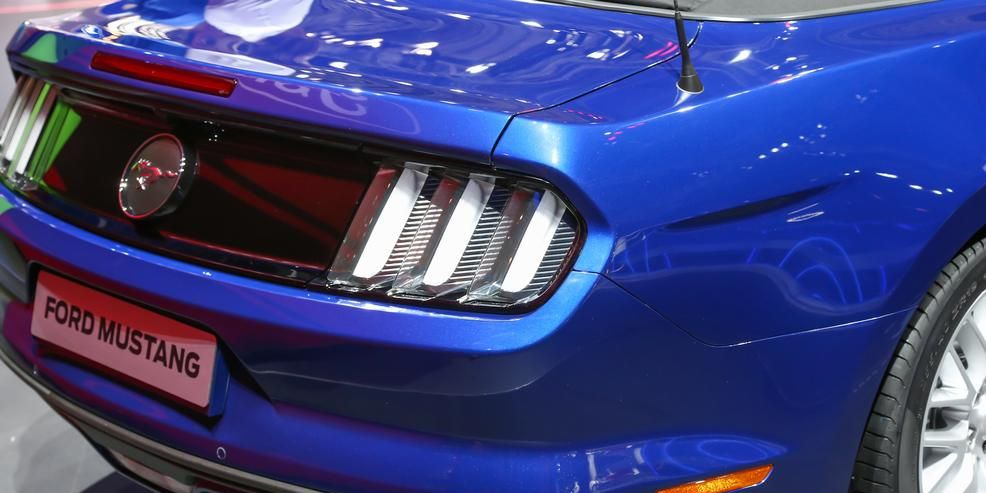 The 2015 Ford Mustang Officially Gallops into Europe—But Will They Care?