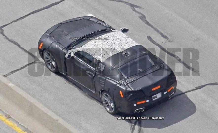 2016 Chevrolet Camaro SS (spy photo) - Slide 16