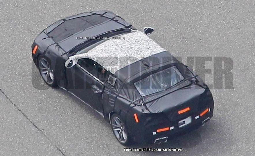 2016 Chevrolet Camaro SS (spy photo) - Slide 21